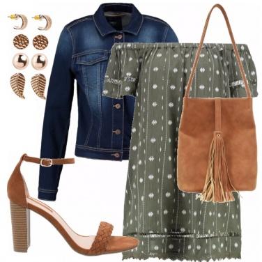 Outfit #verdecognac