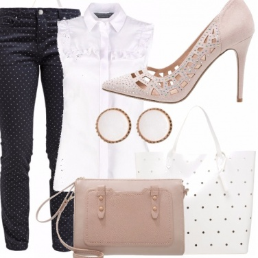 Outfit Tacco, jeans bella sempre!