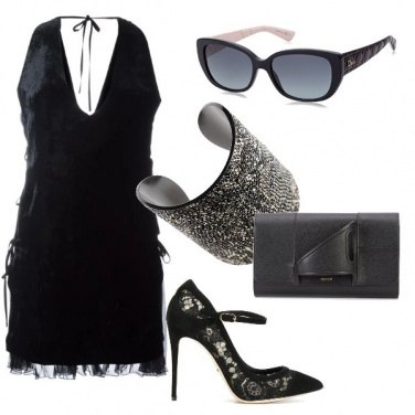 Outfit Glam 1