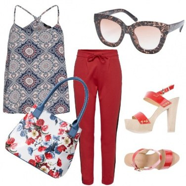 Outfit Urban #4240