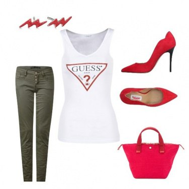 Outfit Trendy #13033