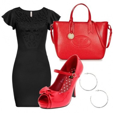 Outfit Sexy #1771
