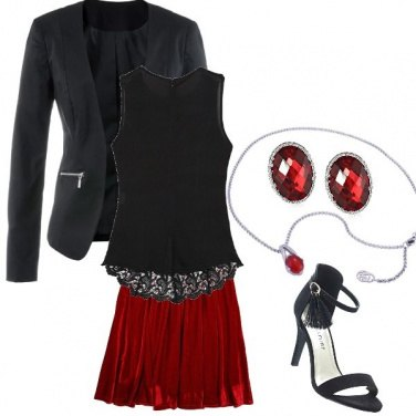 Outfit Sexy #1772