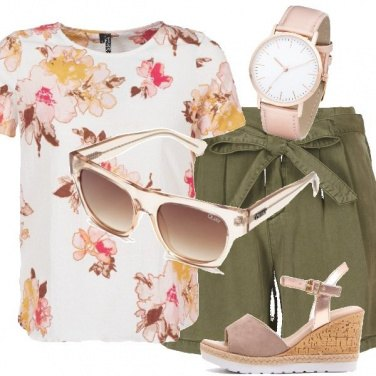 Outfit Occhiali fashion