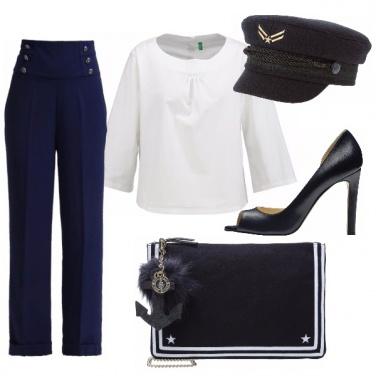 Outfit Promesse da marinaia