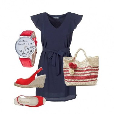Outfit Vacanza in citta\'