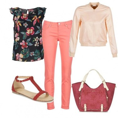 Outfit Pesca