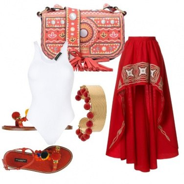Outfit Bonbon