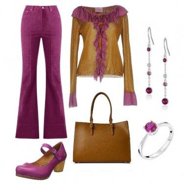 Outfit Tinta Unita