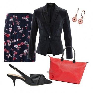 Outfit Trendy in ufficio 2