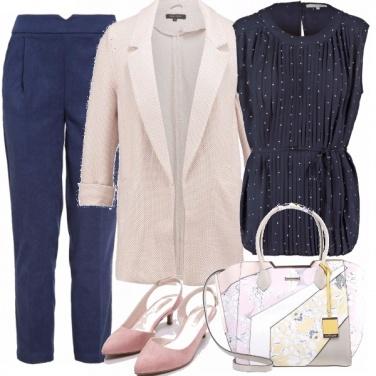 Outfit Romantiche a lavoro