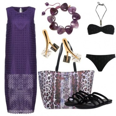 Outfit CMPS Long hot summer, forse