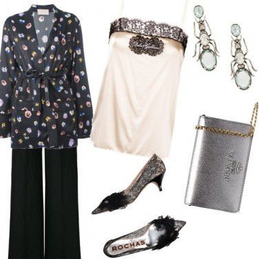 Outfit Chic #8603