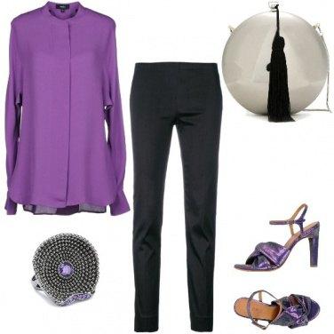 Outfit Sorella chic