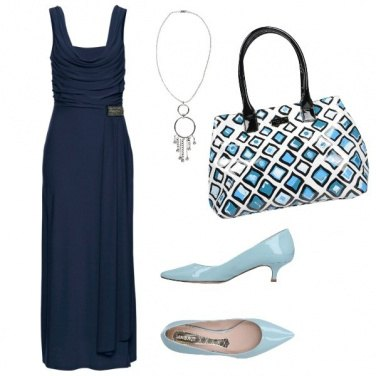 Outfit Glamour By night