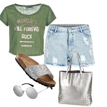 Outfit Aperitivo al mare*