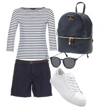 Outfit Pranziamo al mare