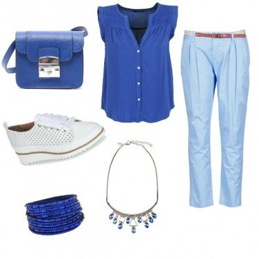Outfit Blue monday