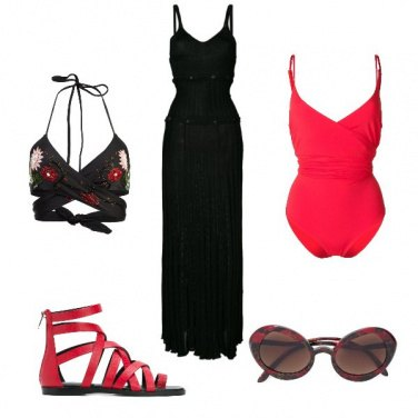 Outfit Glamsea.