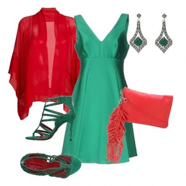 Outfit Chic #8618
