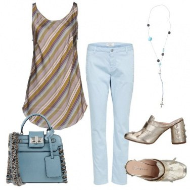Outfit Casual fashion