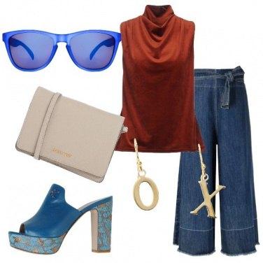 Outfit Occhiali super fashion