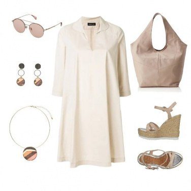 Outfit Soft Colours