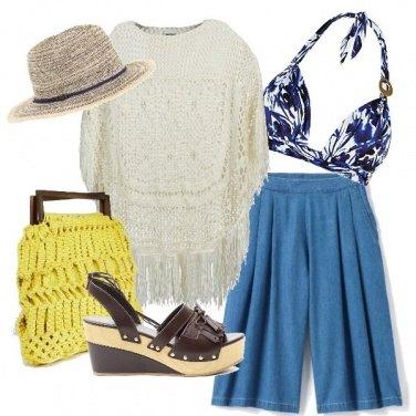Outfit Passeggiando a Taormina