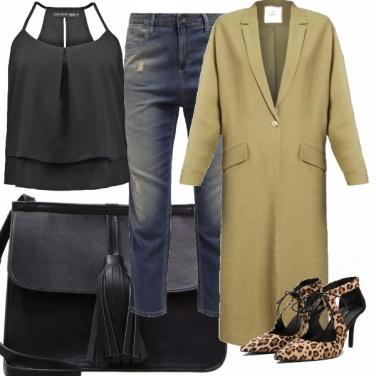 Outfit Jeans e via