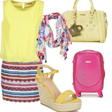 Outfit In viaggio per le vacanze