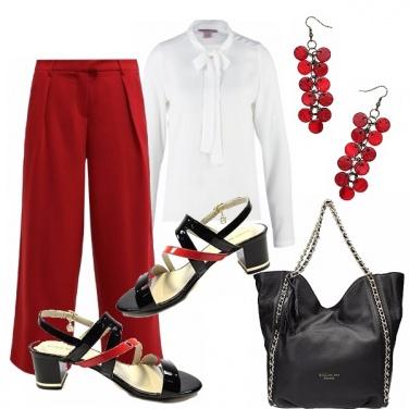 Outfit Elegante ...ma comoda!
