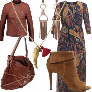 Outfit Autunno in country