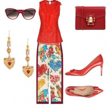 Outfit Chic #8629