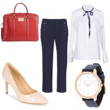 Outfit Al lavoro!