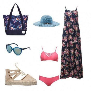 Outfit To the beach