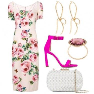 Outfit Rose e Farfalle