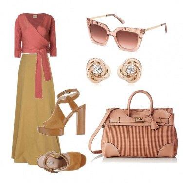 Outfit I colori del sahara