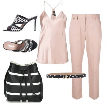 Outfit Raffinata semplicit