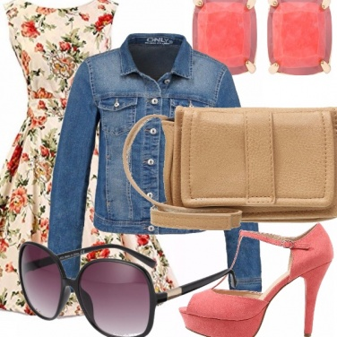 Outfit Vacanze romane