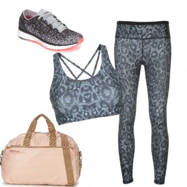 Outfit Palestra in estate