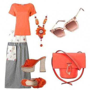 Outfit Etnico stiloso