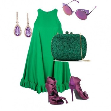 Outfit Armonia complementare donna