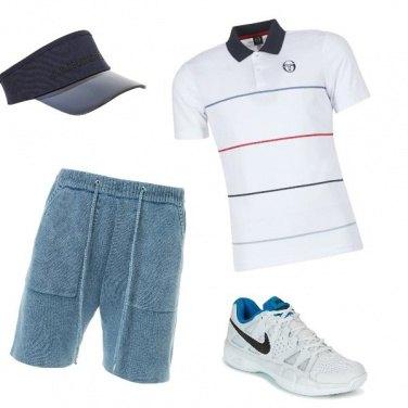 Outfit Partita a tennis