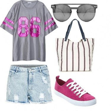Outfit Urban #4296