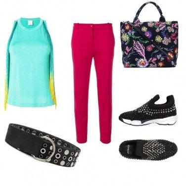 Outfit La Pinko Curvy