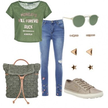 Outfit Urban #4299
