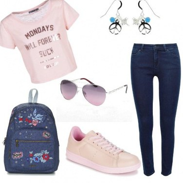 Outfit Trendy#4564