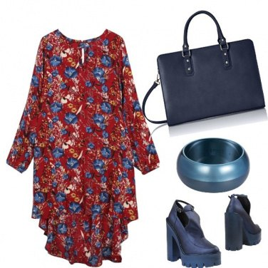 Outfit Love blue