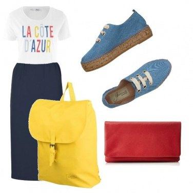 Outfit Zaino o pochette