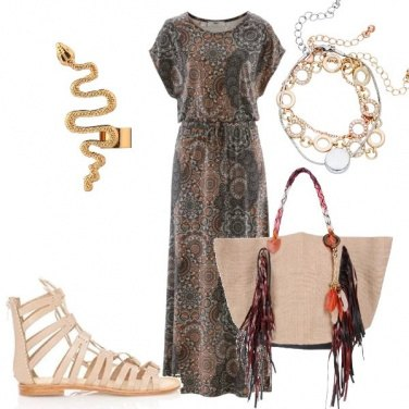 Outfit Etnico #2079